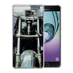 Capinha de Celular Samsung Galaxy A3 2016 - 1 unidade - 62x130mm em PS Transparente  - 4x0 - Sem Cobertura -  (cód. 19519)