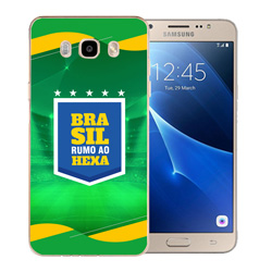 Capinha de Celular Samsung Galaxy J7 Metal - 1 unidade - 75x149mm em PS Transparente  - 4x0 - Sem Cobertura -  (cód. 19531)