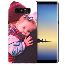 Capinha de Celular Samsung Galaxy Note 8 - 1 unidade - 74x160mm em PS Transparente  - 4x0 - Sem Cobertura -  (cód. 20318)