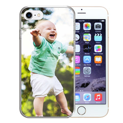 Capinha de Celular Apple iPhone 6s Plus - 1 unidade - 76x155mm em PS Transparente  - 4x0 - Sem Cobertura -  (cód. 19383)