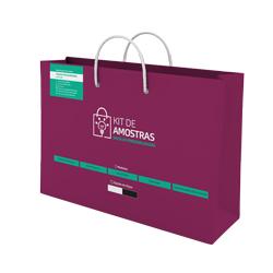 Kit de Amostra Sacola