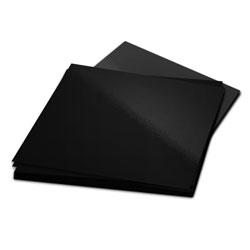 Manta Magnética Adesivada Folha - 10 unidades - 1000x620mm em Manta Magnética 0,3mm  - Sem impressão - Sem Cobertura - Sem Acabamento (cód. 11644)
