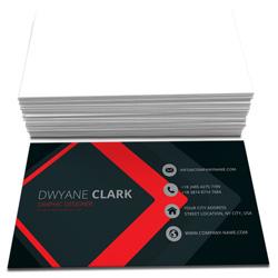 Cartão de Visita - 100 unidades - 48x88mm em Couché Fosco 300g - 4x0 - Laminação Soft Touch -  (cód. 3947)