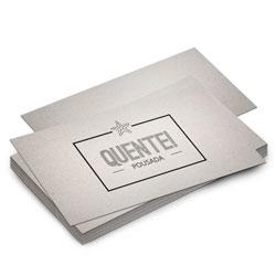Postal - 100 unidades - 98x178mm em Reciclato 240g - 4x0 - Sem Cobertura -  (cód. 8861)