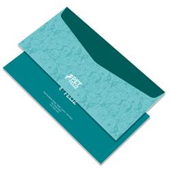 Envelope Ofício - 10.000 unidades - 115x230mm em Sulfite 90g - 4x0 - Sem Cobertura - Faca Padrão (cód. 11382)