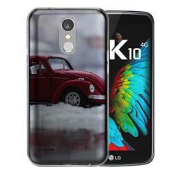 Capinha de Celular LG K10 Novo - 2 unidades - 75x145mm em PS Transparente  - 4x0 - Sem Cobertura -  (cód. 19641)