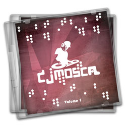 Encarte CD Simples - 20.000 unidades - 120x120mm em Couché Brilho 150g - 4x0 - Verniz Total Brilho F/V -  (cód. 11172)
