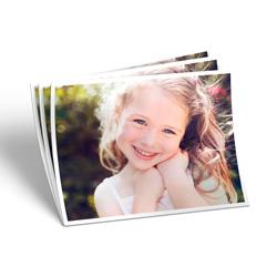 Revelação de Fotos - 250 unidades - 100x150mm em Premium 210g - 4x0 - Fosca - Com Borda (cód. 21648)