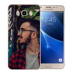 Capinha de Celular Samsung Galaxy J7 Metal - 5 unidades - 75x149mm em PS Transparente  - 4x0 - Sem Cobertura -  (cód. 19535)