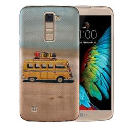 Capinha de Celular LG K10 - 5 unidades - 78x150mm em PS Transparente  - 4x0 - Sem Cobertura -  (cód. 19649)