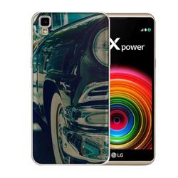 Capinha de Celular LG X Power - 5 unidades - 74x146mm em PS Transparente  - 4x0 - Sem Cobertura -  (cód. 19661)
