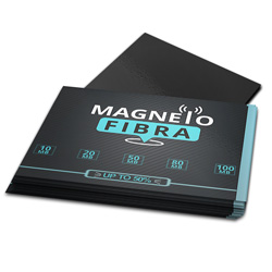 Imã para Porta de Carro - 5 unidades - 150x300mm em Manta Magnética 0,3mm  - 4x0 - Sem Cobertura -  (cód. 24646)