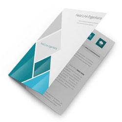Folder com Laminação Fosca e Verniz UV Localizado - GIV Online