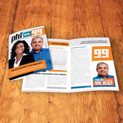 Jornal Informativo em Sulfite 75g