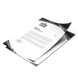 Folhetos - 148x210mm em Sulfite 75g - 1x0 - Sem Cobertura -