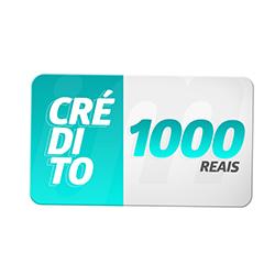 Crédito Pré-Pago R$ 1000,00