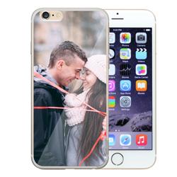 Capinha de Celular Apple iPhone 6 - 1 unidade - 65x135mm em PS Transparente  - 4x0 - Sem Cobertura -  (cód. 19401)