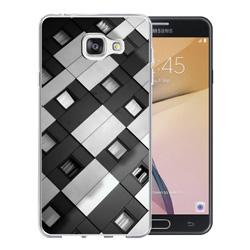 Capinha de Celular Samsung Galaxy J5 Prime - 1 unidade - 68x140mm em PS Transparente  - 4x0 - Sem Cobertura -  (cód. 19550)