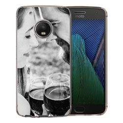 Capinha de Celular Motorola Moto G5 - 2 unidades - 69x140mm em PS Transparente  - 4x0 - Sem Cobertura -  (cód. 19599)
